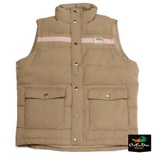 BANDED GEAR VINTAGE DOWN VEST CASUAL WEAR SPANISH MOSS LARGE