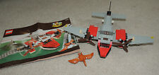 Lego Set 5935, Island Hopper, Dino Adventurers, Complete w/ Minifigure Manual