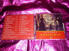 MUSIC FOR THE LITTLE BOOK OF CHRISTMAS : (CD, 20 TRACKS, 1993)