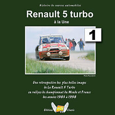DVD Best of Rallye RENAULT 5 Turbo + Maxi Vol 1 Rallye 60m APV 48TV