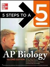 NEW - 5 Steps to a 5: AP Biology, Second Edition by Anestis,Mark