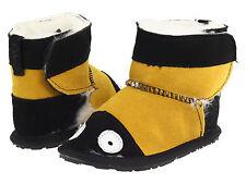 New EMU Australia Kids Creatures Walkers Shoes Boots Bootie Bee Boy Girl 6-12 M