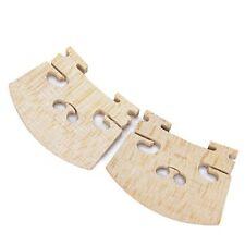 H1 2×Maple Violin Bridge 4/4
