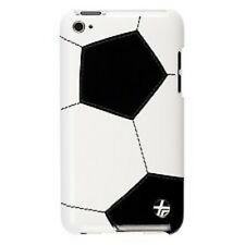 Trexta Sports Series Soccer Snap-On Leather Case for iPod Touch 4 Generation