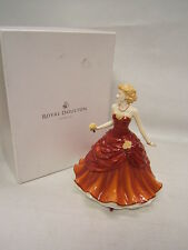 "Royal Doulton ""Nicole"" Pretty Ladies Collection HN 5517 (8 1/2"") MIB"