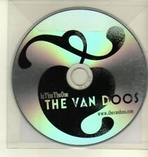 (CW246) The Van Doos, Is This The One - 2011 DJ CD