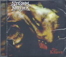 STORM BREEDER-THE KNAVE-CD-power-speed-thrash-iron maiden-iced earth-metallica