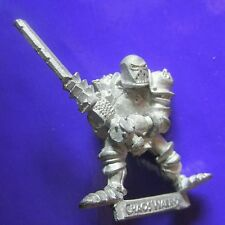Thargrim the dark lord warrior of Chaos Dungeon Quest citadel GW games workshop