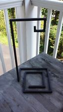 Rare Arts and Crafts Bronze Hanging Plant Stand