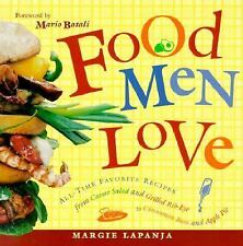 Food Men Love: All-Time Favorite Recipes from Caesar Salad and Grilled Rib-Eye t