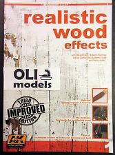 Realistic Wood Effects Book - Improved Third Edition - AK Interactive 259