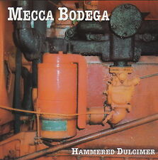 Hammered Dulcimer by Mecca Bodega (CD, 1997 Fang) Percussion Trance/Heard on NPR