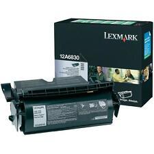 Original Lexmark 12A6830 Toner Optra T520 T522  X520 12A6830 neu D