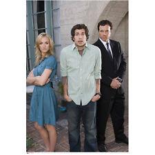Chuck (TV Series) Yvonne Strahovski, Adam Baldwin Zachary Levi 8 x 10 inch photo