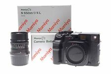 Mamiya 7 II + N 65mm 1:4 L  OVP