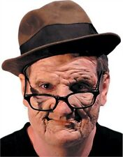 Old Man Latex Prosthetics Appliance Kit Makeup Mask