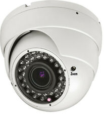 HD 1300TVL Vari focal 2.8 to12mm Varifocal lens Home Surveillance CCTV Camera