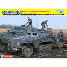 DRAGON 6718 Sd.kfz.252 Leichte Gepanzerte Munitionskraftwagen 1:35 Model Kit