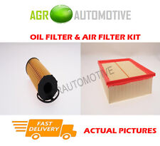 DIESEL SERVICE KIT OIL AIR FILTER FOR AUDI A4 2.7 179 BHP 2005-07
