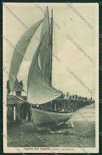 Lucca Forte dei Marmi cartolina QQ2636