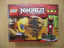Lego Ninjago Ninja Training Outpost 2516 Brand New