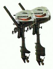 Mariner 2.5 Four Stroke short Shaft Outboard Motor NEW