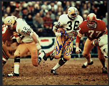 MacArthur Lane signed autograph 8x10 photo Former Green Bay Packer RB