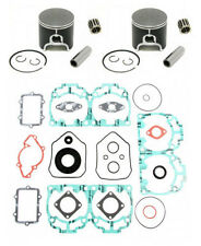 2006-2007 SKI-DOO REV 800 HO *SPI PISTONS,BEARINGS,FULL GASKET KIT CRANK SEALS*