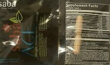 Saba ACE the best appetite control and smooth energy 14 pills 7-2 count packs