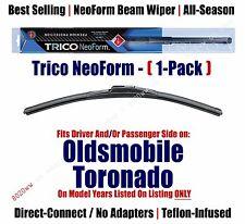 1pk Super Premium NeoForm Wiper Blade fits 1970-1985 Oldsmobile Tornado 16180