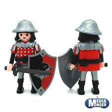playmobil® Ritter Figur: Falkenritter mit Schwert | Schild | Helm | Kragen