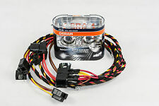 VW Golf Mk1 Mk2 Uprated Headlight Wiring Loom Harness + Osram Unlimited Bulbs