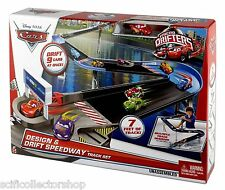 Cars Micro Drifters Design & Drift Speedway Track Set - 7ft of track - Ace!