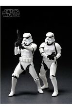 KOTOBUKIYA star wars saga collection stormtrooper ARTFX + statue 2-pack SW62