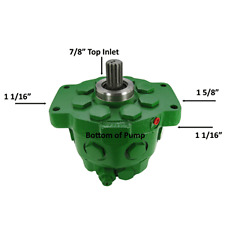 AR101807 John Deere Parts Hydraulic Pump 3010, 3020, 4000, 4020, 7020, 2140, 300