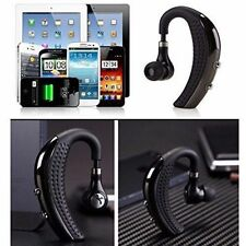 Business Bluetooth 4.0 Stereo Wireless Handsfree Headset Mono Earphone Earpiece