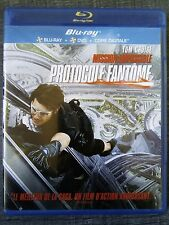 Mission Impossible: Protocole Fantôme - Blu-ray VF