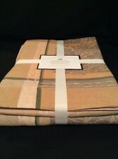 """WINE COUNTRY HARVEST Jacquard TABLECLOTH 70"""" x 108"""" by Williams Sonoma NEW"""