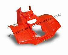 SUZUKI LT230 LT230S LT230E ORANGE PLASTIC REAR FENDER PLASTICS