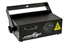 Laserworld EL-120G 120mW Red Professional Party Disco DMX DJ Scanning Laser V2