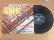 The Beatles Please Please Me ISRAEL LP Vinyl Parlophone Red Label