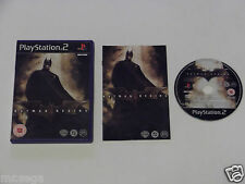 BATMAN BEGINS for PLAYSTATION 2 'RARE & HARD TO FIND'