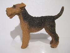 16336 Schleich Dog: Airedale Terrier ref: 1D644