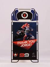 1:12 Pit board pitboards Jorge Lorenzo Yamaha 2013-2014-2015 to minichamps NEW