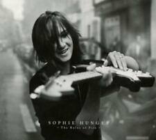 Sophie Hunger - The Rules of Fire - CD