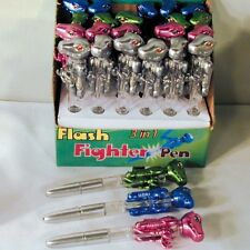 24 BOXING DINOSAUR PENS writing toy dino fighter NV486 bulk party favors new
