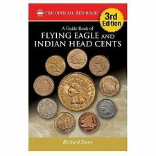 A Guide Book of Flying Eagle and Indian Head Cents~Color Photos~3rd Ed 2016~NEW