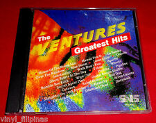 PHILIPPINES:THE VENTURES - GREATEST HITS CD PHILIPPINES EDITION - RARE