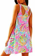 Lilly Pulitzer NWT Monterey Dress Pink Pout Shellabrate $108