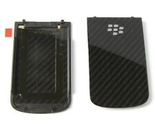 New Blackberry Bold Touch 9900/ 9300 Battery Door Back Cover(Black)